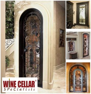 Wine Cellar Specialists Wrought Iron Doors.jpg